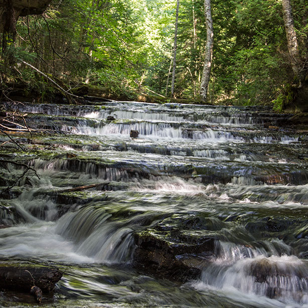 Mosquito Falls Waterfall